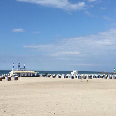 Endlich Strandkorb